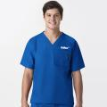 Seniors, Uniform Scrub Top-Mens
