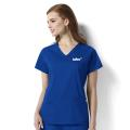 Seniors, Uniform Scrub Top-Ladies